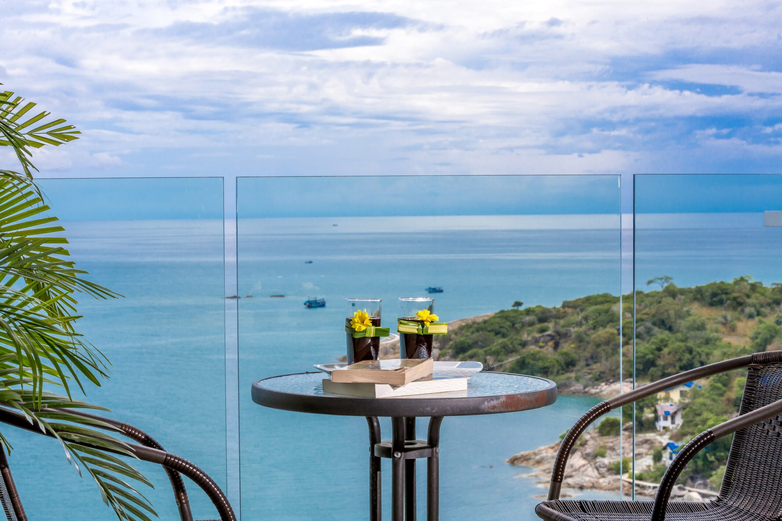 Bedroom Terrace View