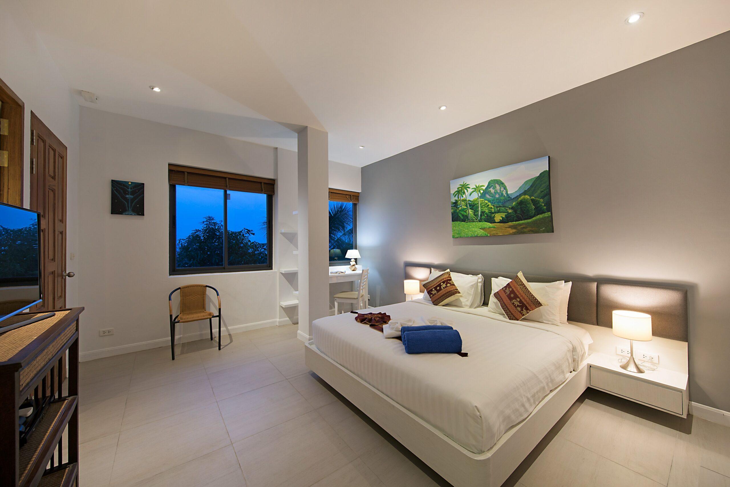 Suite 5 Bedroom